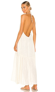ROBE MAXI ZAHARA Sundress $152 BEST SELLER