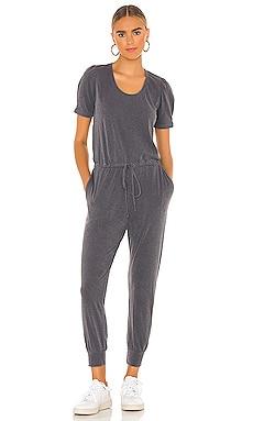 Puff Sleeve Jumpsuit SUNDRY $198