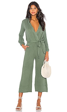 Belted Jumpsuit SUNDRY $111