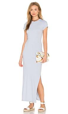 Slit Tee Dress