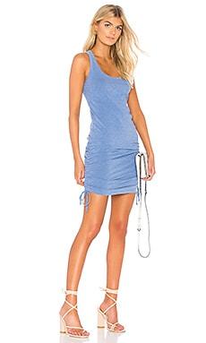 Фото - Платье racerback - SUNDRY синего цвета
