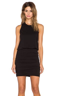 Sleeveless Dress in Black