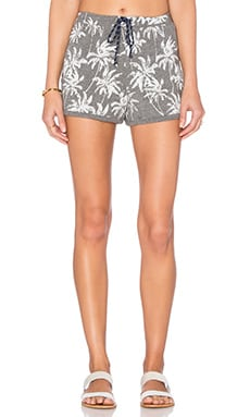 SHORTS DEPORTIVOS ACTIVE PALM PATTERN