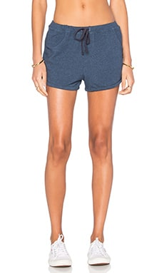 Dolphin Short en Denim