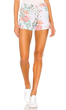 Tropical Cut Off Shorts SUNDRY $100 BEST SELLER