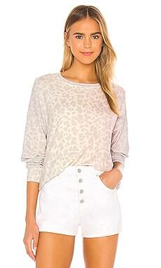 Leopard Cozy Sweatshirt SUNDRY $122