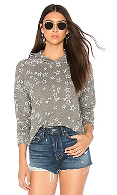 Stars Cropped Hoodie SUNDRY $152 NEW ARRIVAL