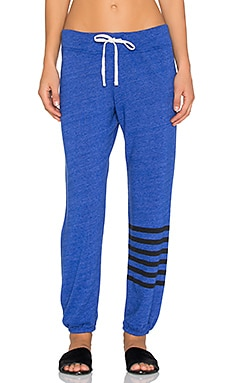 SUNDRY Classic Sweatpant in Royal Blue