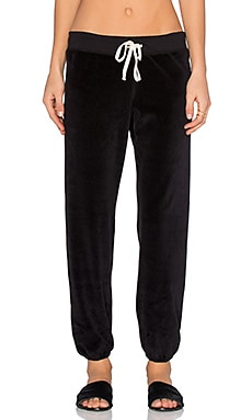 SUNDRY Classic Sweatpant in Black