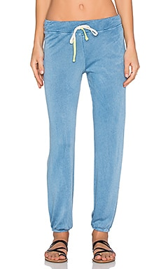 SUNDRY Classic Sweatpant in Vintage Atlantic