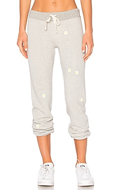 Daises Sweatpant in Heather Gray