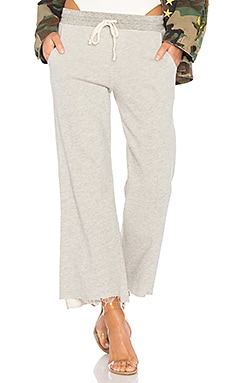 PANTALON SWEAT ÉVASÉ