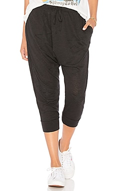 Star Drop Crotch Sweatpant SUNDRY $75