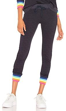 Купить Спортивные брюки rainbow - SUNDRY синего цвета