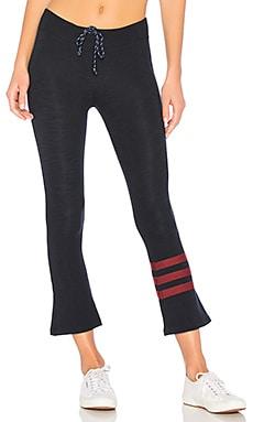 Купить Спортивные брюки kick flare - SUNDRY синего цвета