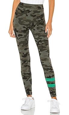 Stripe Camo Yoga Pant SUNDRY $76
