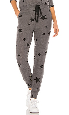 Star Print Jogger Pants SUNDRY $128 NEW ARRIVAL