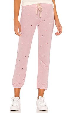 Stars & Hearts Basic Sweatpants SUNDRY $122