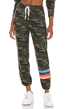 Stripes Dark Camo Pants SUNDRY $132