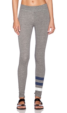 SUNDRY Yoga Pant in Heather Grey