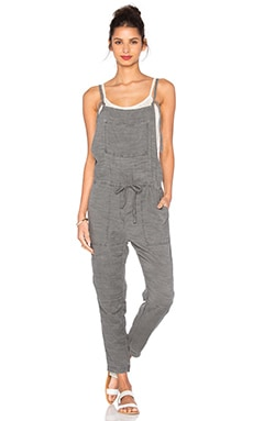 Overalls in Pigment Charcoal