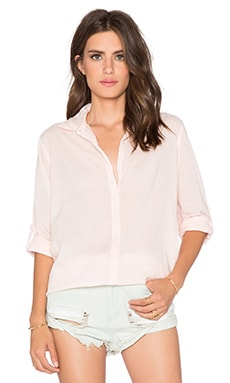 SUNDRY Oversized Top in Petal