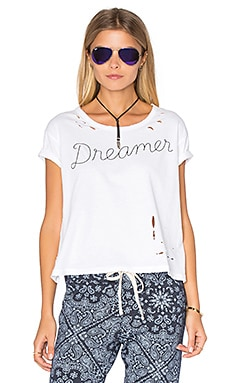 Texture Jersey Dreamer Loose Tee