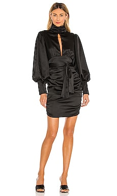 Eden Satin Dress SNDYS $81