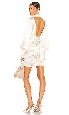 Eden Satin Dress SNDYS $81 NEW