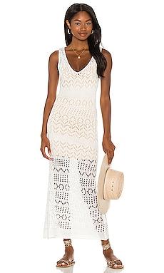 Shona Maxi Dress SNDYS $79 NEW