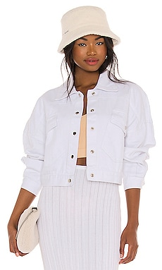 Lounge Laurent Denim Jacket SNDYS $78