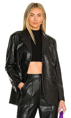 Lennox PU Jacket SNDYS $104 NEW