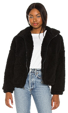 Sheepish Faux Fur Jacket SNDYS $65