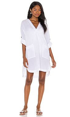 Essential Cover Up Dress Seafolly $98