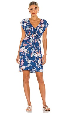 Balinese Retreat Cover Up Dress Seafolly $98 NEW