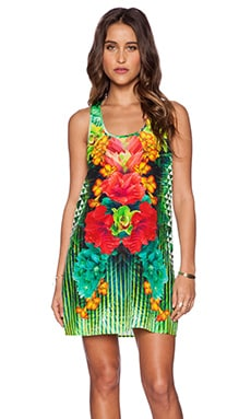 Seafolly Planet Earth Dress in Multi