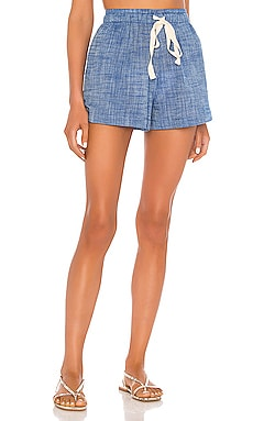 Chambray Short Seafolly $68 BEST SELLER