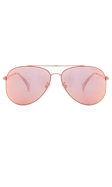 Seafolly Hiva Oa Sunglasses in Ballet & Blush Mirror