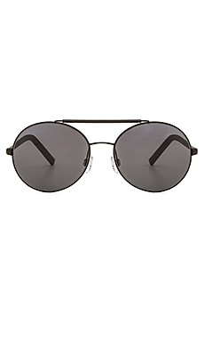 Seafolly Tijuana Sunglasses in Black & Smoke