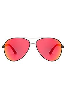Seafolly Belle Mare Sunglasses in Black Rubber