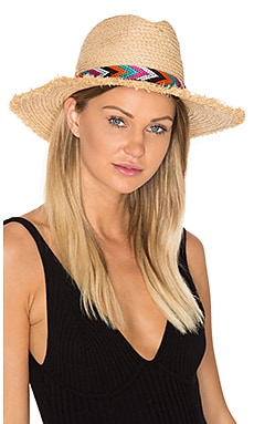 Shady Lady Fedora en Naturel