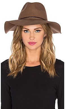 Seafolly Wayfarer Floppy Hat in Tan