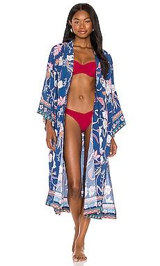 Balinese Retreat Kimono Seafolly $148