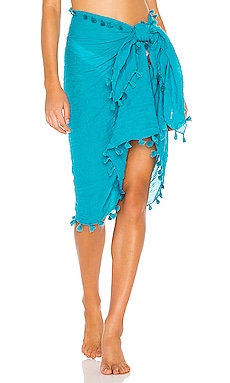 Cotton Gauze Sarong Seafolly $29