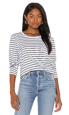 Vacay Stripe Long Sleeve Top Seafolly $24 (FINAL SALE)