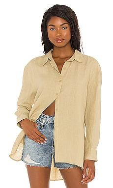 Beach Linen Shirt Seafolly $128
