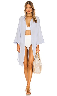 Oversize Beach Cover Up Seafolly $98