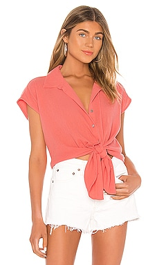 Button Beach Shirt Seafolly $78