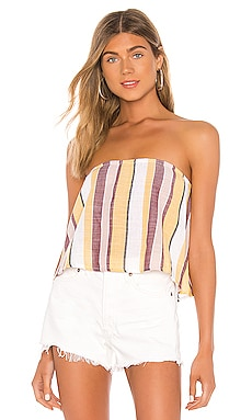 TOP CORTO STRIPE Seafolly $68
