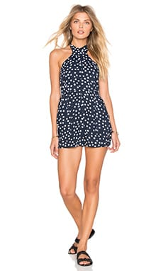 X My Heart Romper
